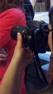 Fotografiando la RAE