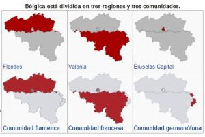 Cuadros extraídos de Wikipedia: http://es.wikipedia.org/wiki/Bélgica